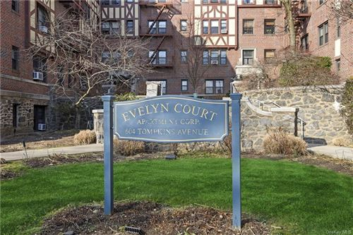 Photo of 604 Tompkins Avenue #E16, Mamaroneck, NY 10543 (MLS # H6089975)