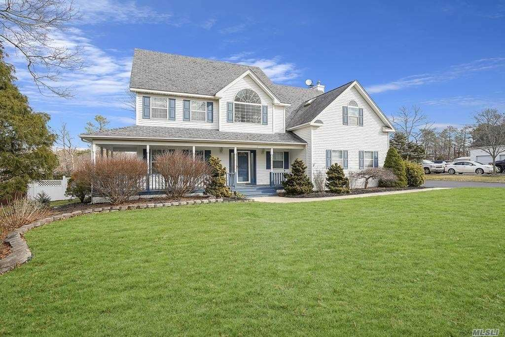 7 Crest Hollow Lane, Manorville, NY 11949 - MLS#: 3280977