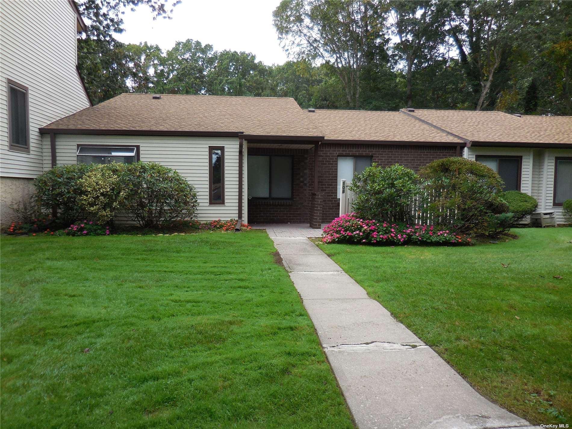 108 Birchwood Road #108, Coram, NY 11727 - MLS#: 3334979
