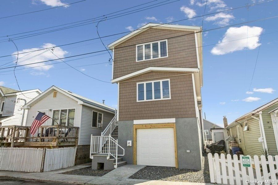 22 W. 16th Road, Broad Channel, NY 11693 - MLS#: 3351981