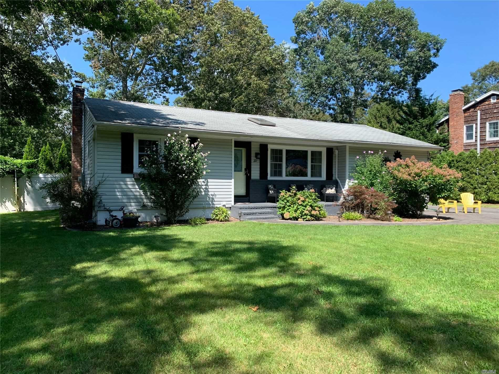 20 Kennedy Drive, East Quogue, NY 11942 - MLS#: 3244983