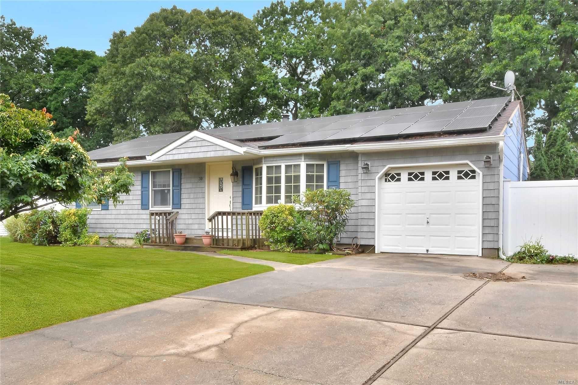 30 Cedar Ridge Drive, Ridge, NY 11961 - MLS#: 3236985