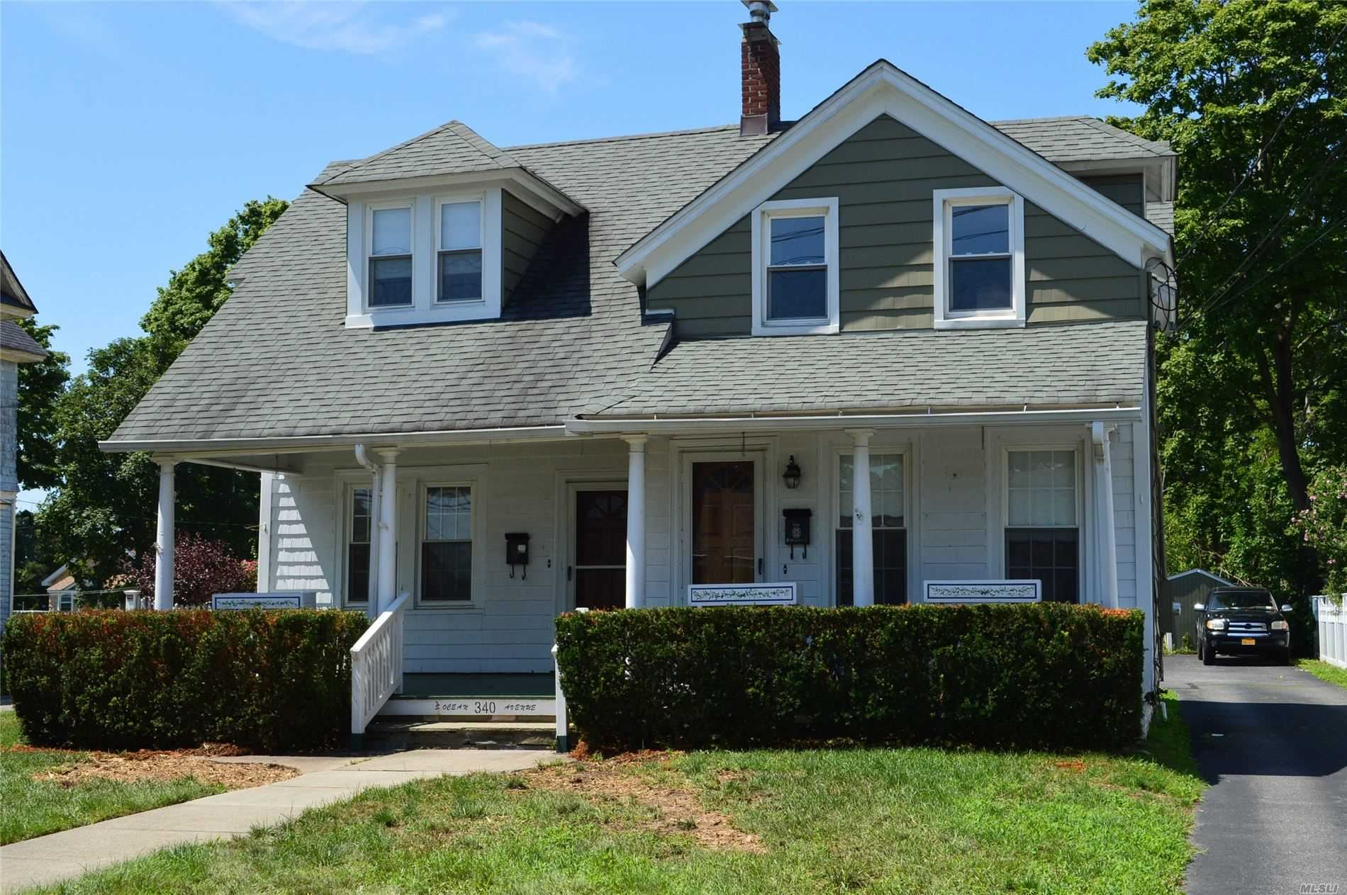 340 S Ocean Avenue, Patchogue, NY 11772 - MLS#: 3236989