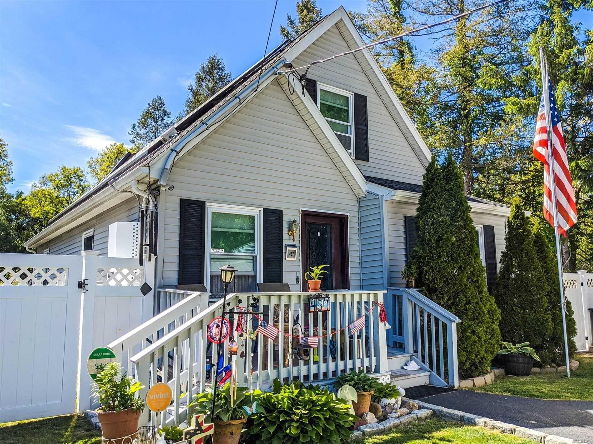 457 Birch Hollow Drive, Yaphank, NY 11980 - MLS#: 3216990