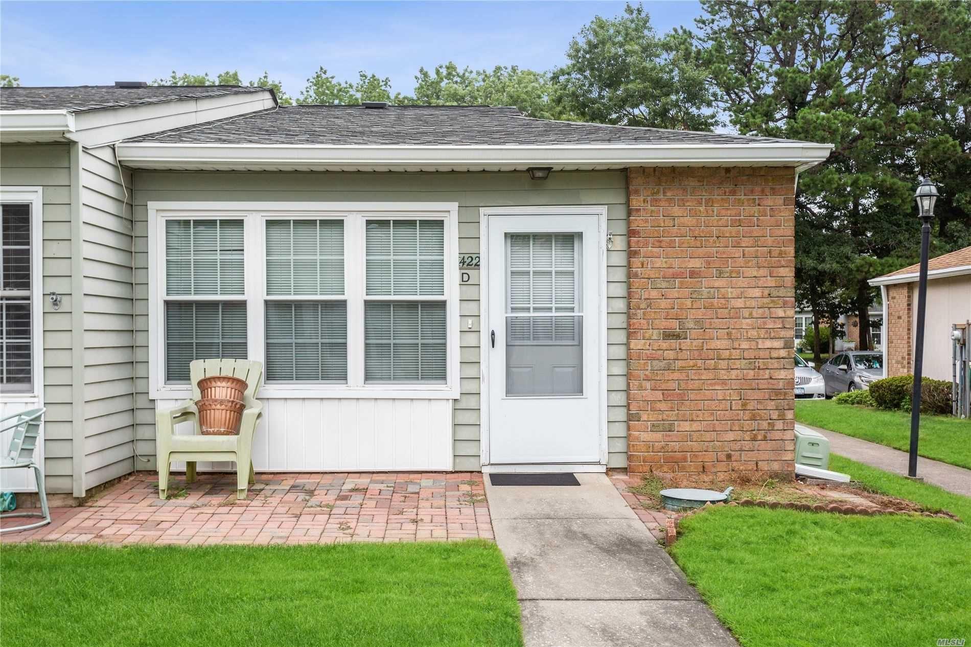 422  D Woodbridge Drive #422D, Ridge, NY 11961 - MLS#: 3236997