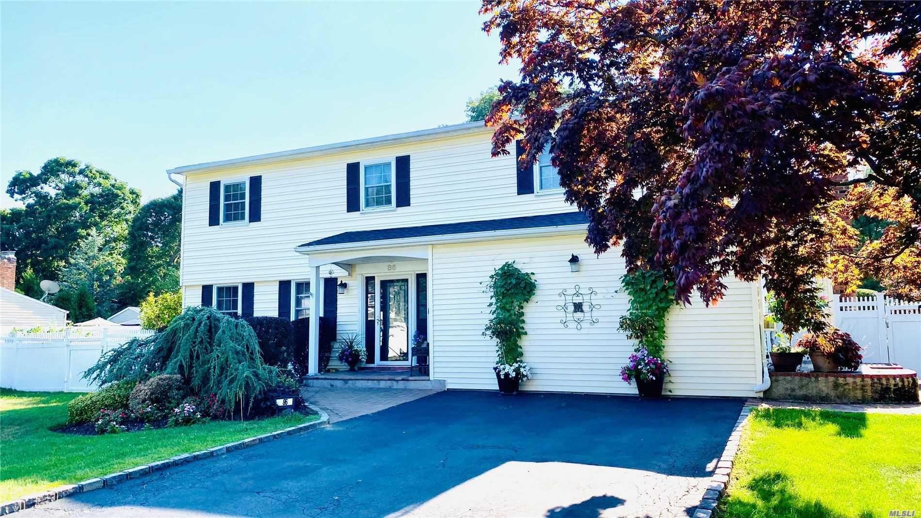 86 Woodview Ln, Centereach, NY 11720 - MLS#: 3237999