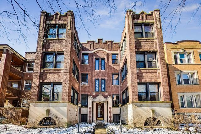 6338 N Wayne Avenue #1, Chicago, IL 60660 - #: 10654000