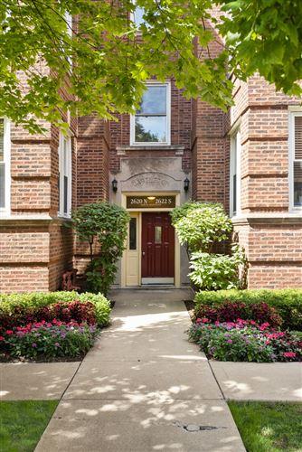 Photo of 2622 N Spaulding Avenue #3S, Chicago, IL 60647 (MLS # 11081002)