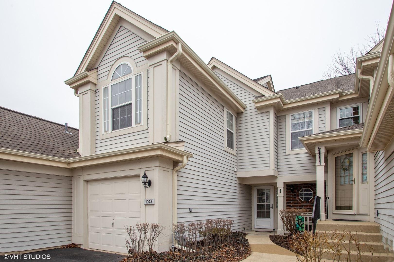1043 Talbots Lane #105-4, Elk Grove Village, IL 60007 - #: 10657004