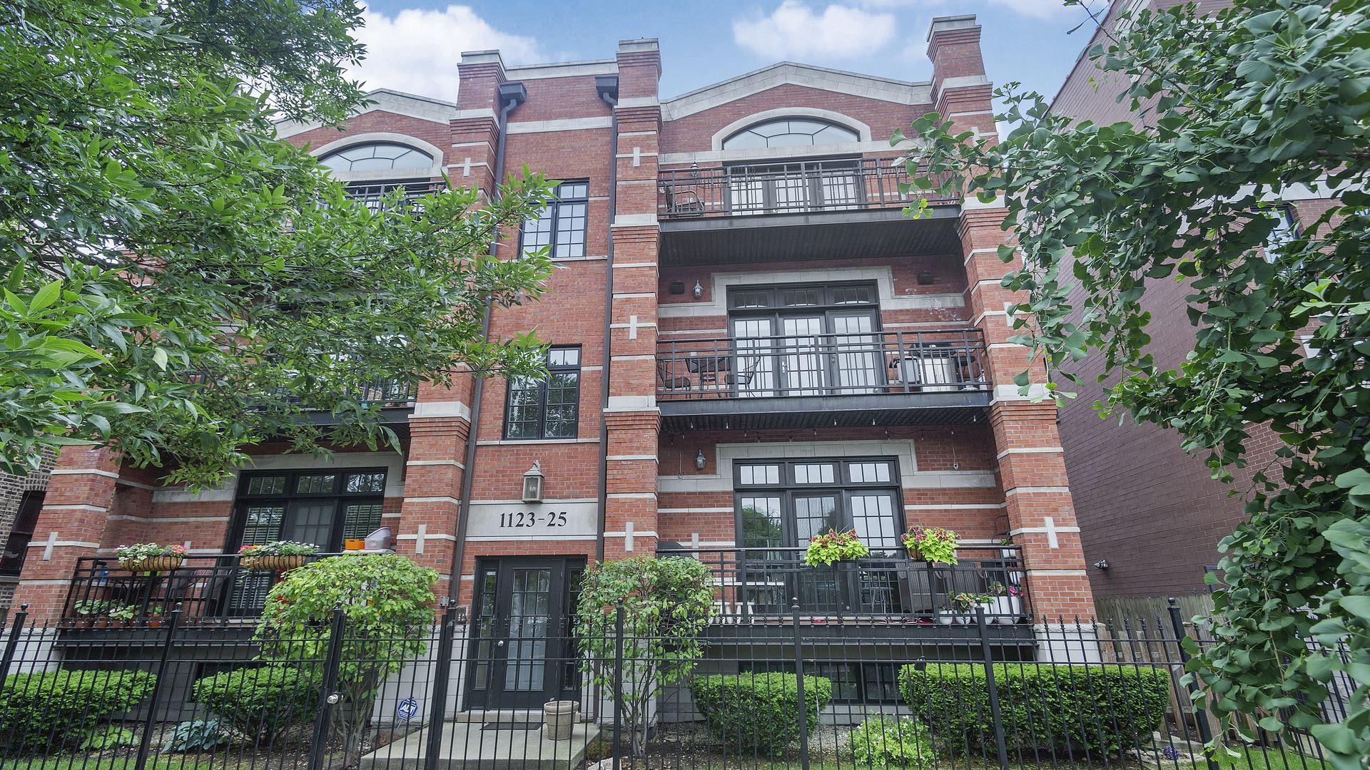 1125 W Grace Street #2W, Chicago, IL 60613 - #: 10772004
