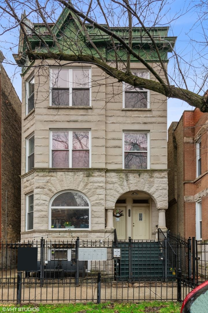 1312 N ARTESIAN Avenue #3F, Chicago, IL 60622 - #: 10780004