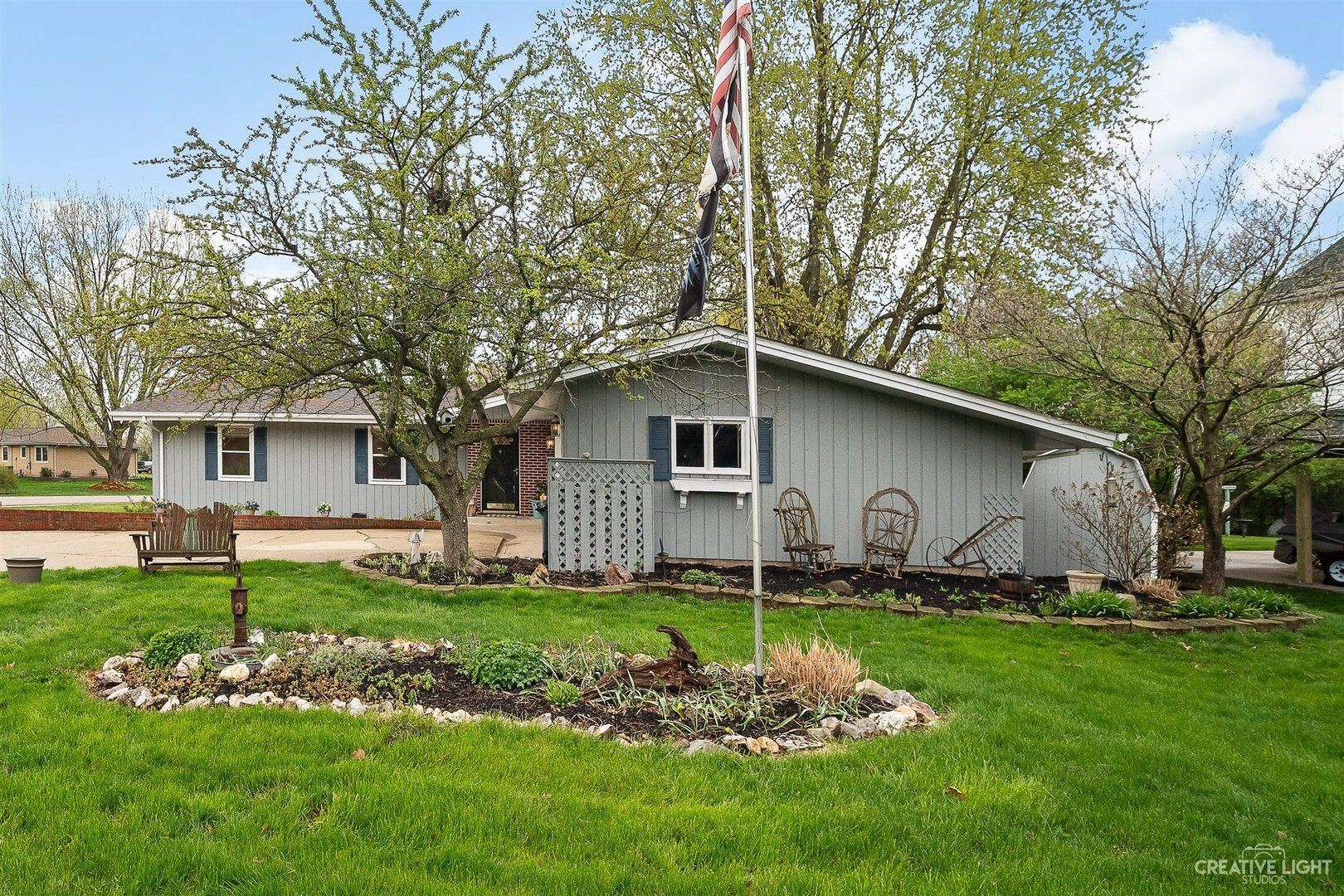 Photo of 15809 S RIVER Road, Plainfield, IL 60544 (MLS # 10997005)