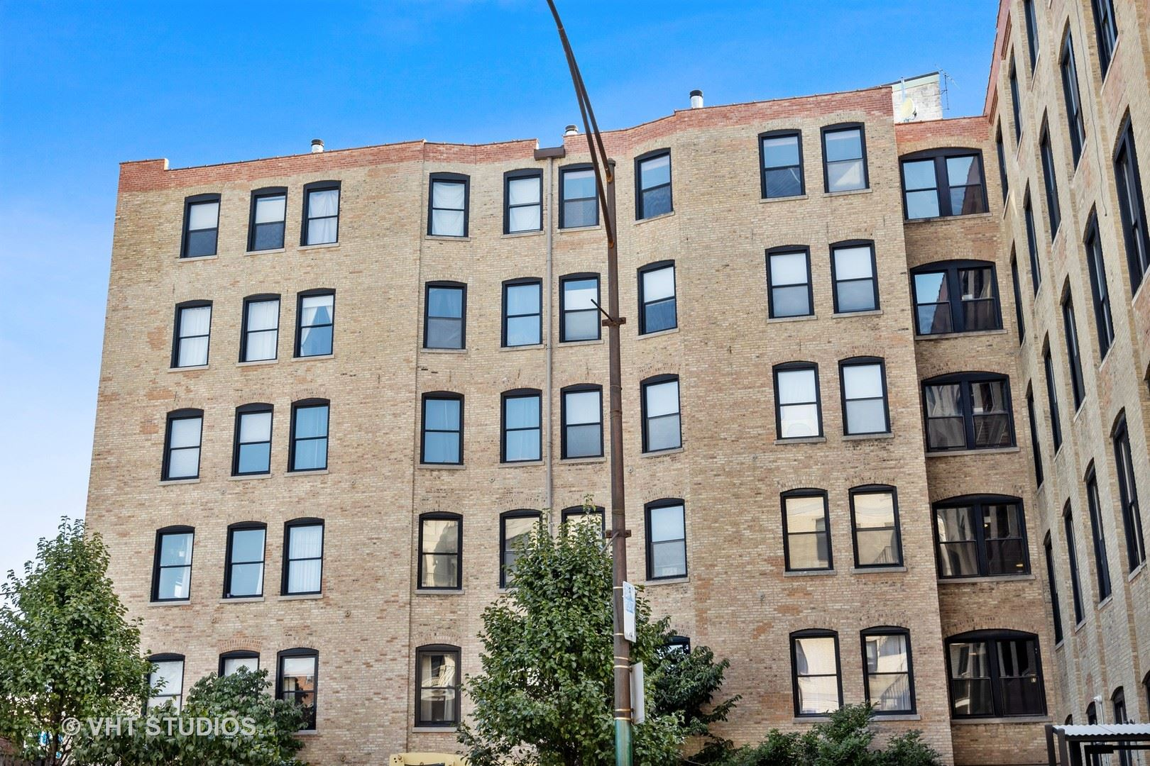 525 N Halsted Street #603, Chicago, IL 60642 - #: 11237005