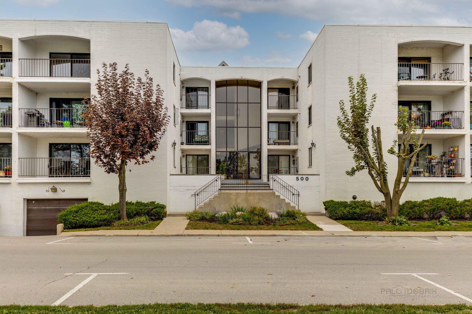 500 Lake View Avenue #3B, Highwood, IL 60040 - #: 11180006