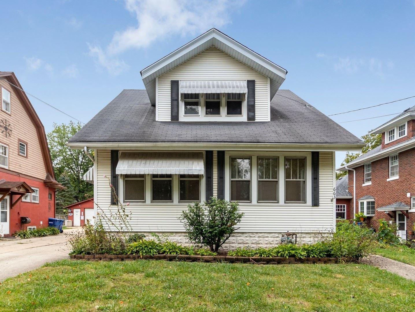 663 N 10th Street, DeKalb, IL 60115 - #: 11240006
