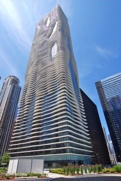 Photo of 225 N Columbus Drive #7508, Chicago, IL 60601 (MLS # 11026007)