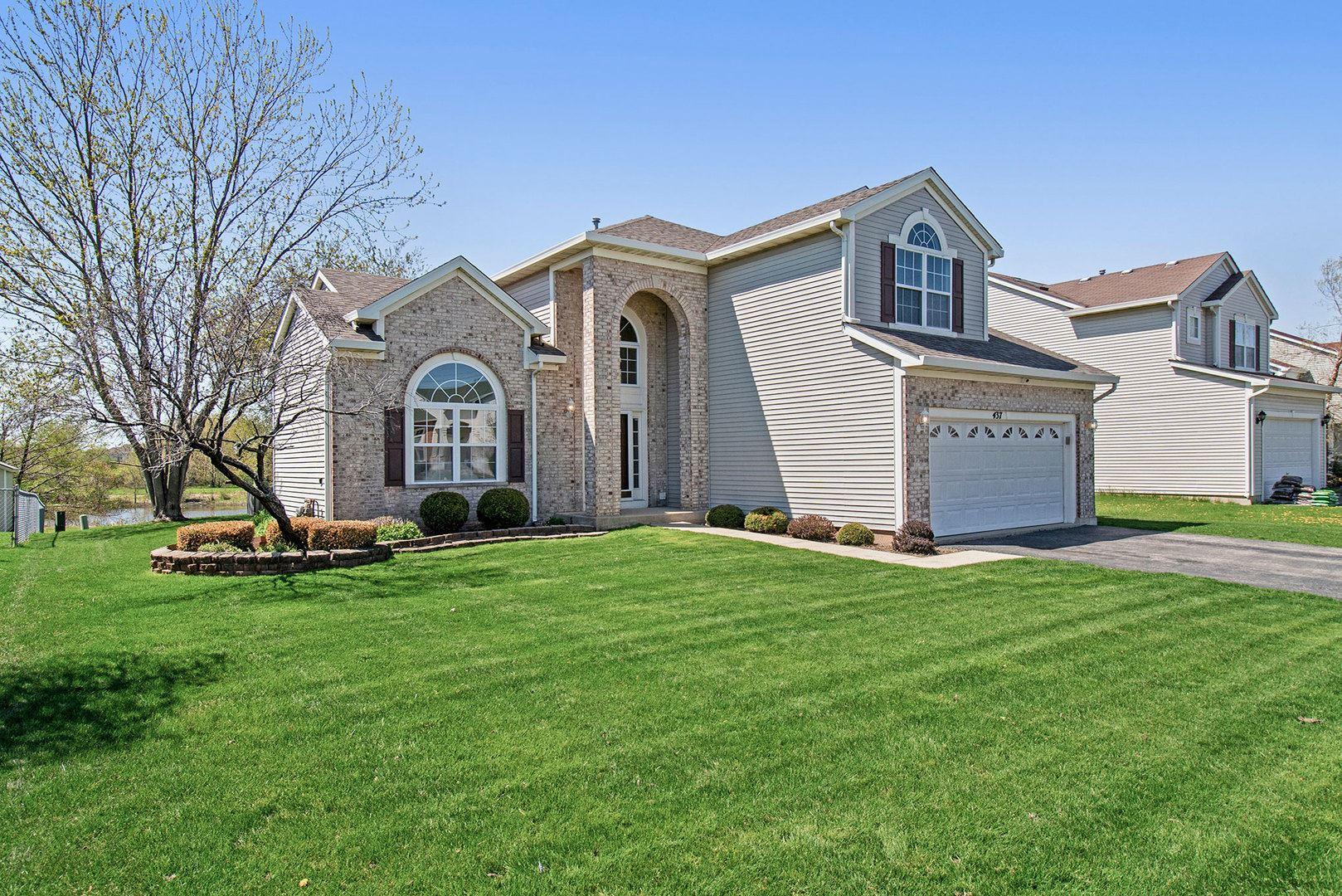 Photo of 437 S Orchard Drive, Bolingbrook, IL 60440 (MLS # 10916007)