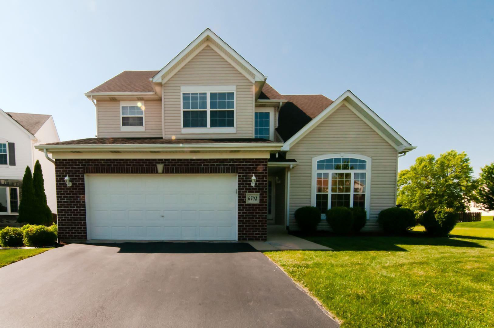 6702 Carlton Drive, Plainfield, IL 60586 - #: 10758008