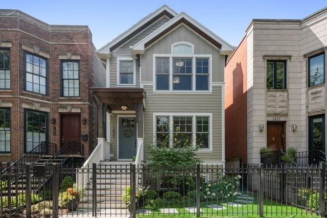 1835 W School Street, Chicago, IL 60657 - #: 10780009
