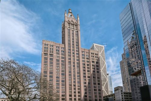 Photo of 680 N LAKE SHORE Drive #804, Chicago, IL 60611 (MLS # 11156010)