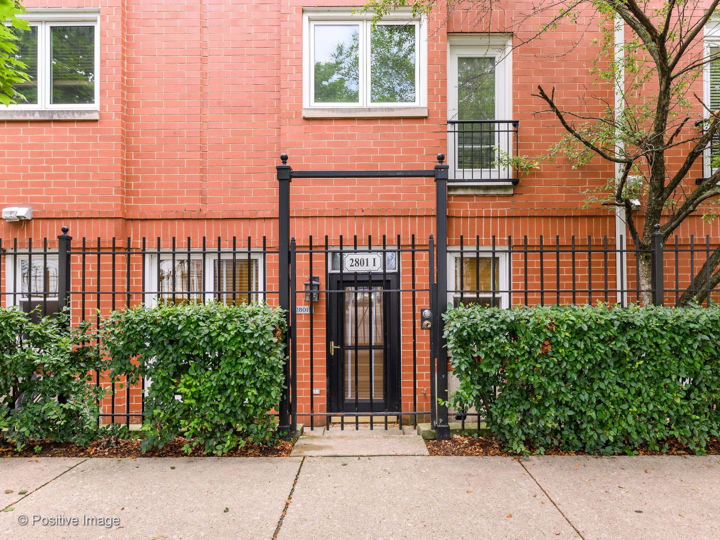 2801 N Wolcott Avenue #I, Chicago, IL 60657 - #: 10800010