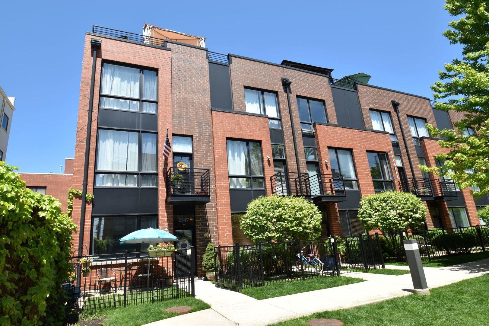 2347 W George Street, Chicago, IL 60618 - MLS#: 10722011
