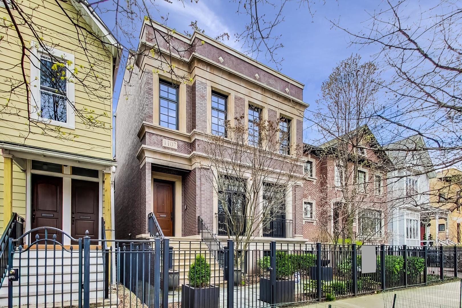 1107 W Wolfram Street, Chicago, IL 60657 - #: 10718012