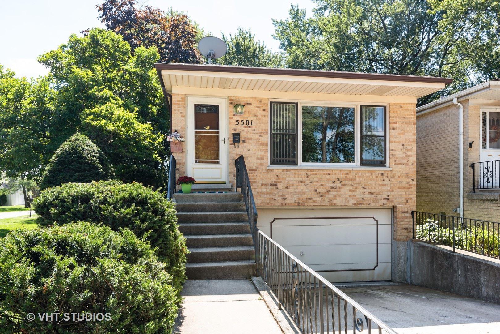 5501 W Ardmore Avenue, Chicago, IL 60646 - MLS#: 10751012