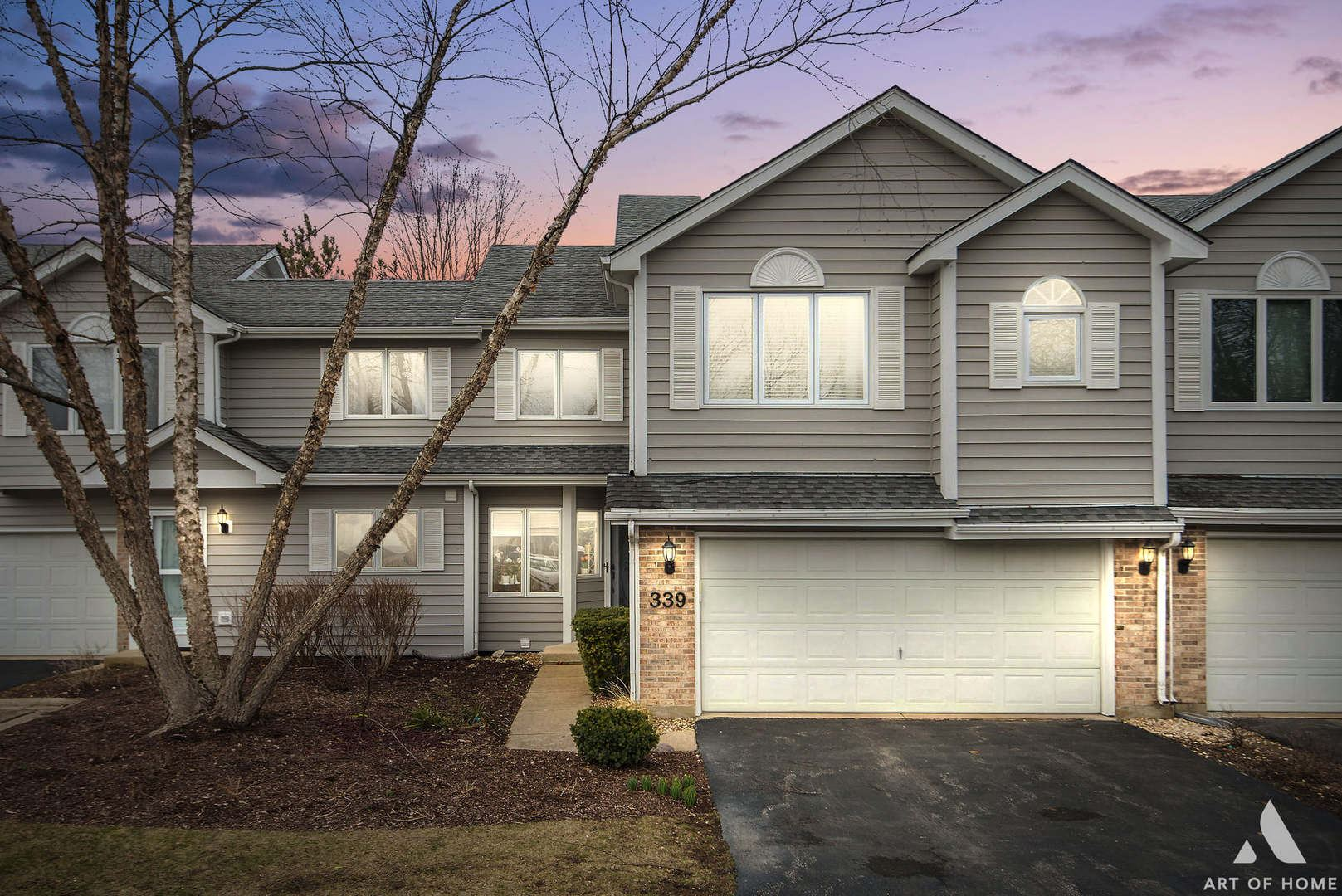 339 N Charles Avenue, Naperville, IL 60540 - #: 11028012