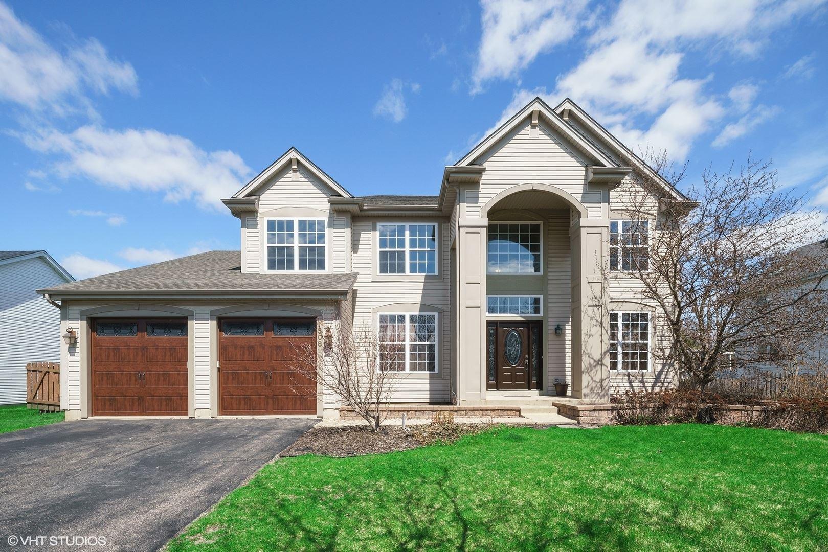 506 Woodland Way, Oswego, IL 60543 - #: 10713013