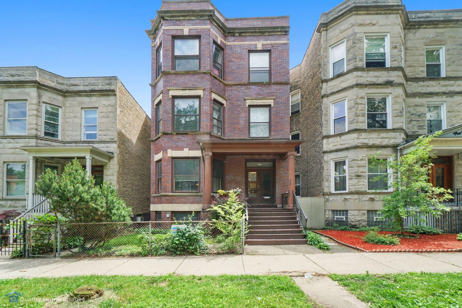 1431 W Winona Street, Chicago, IL 60640 - #: 10747013