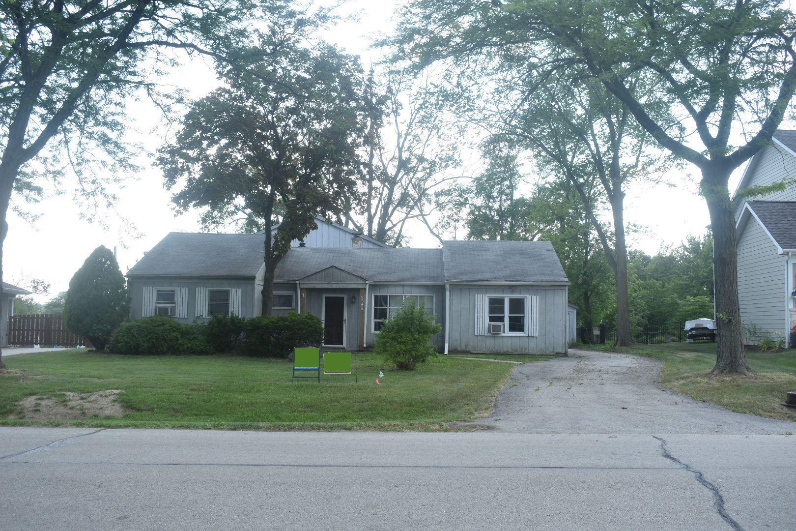 5546 S BRUNER Street, Hinsdale, IL 60521 - #: 10762013