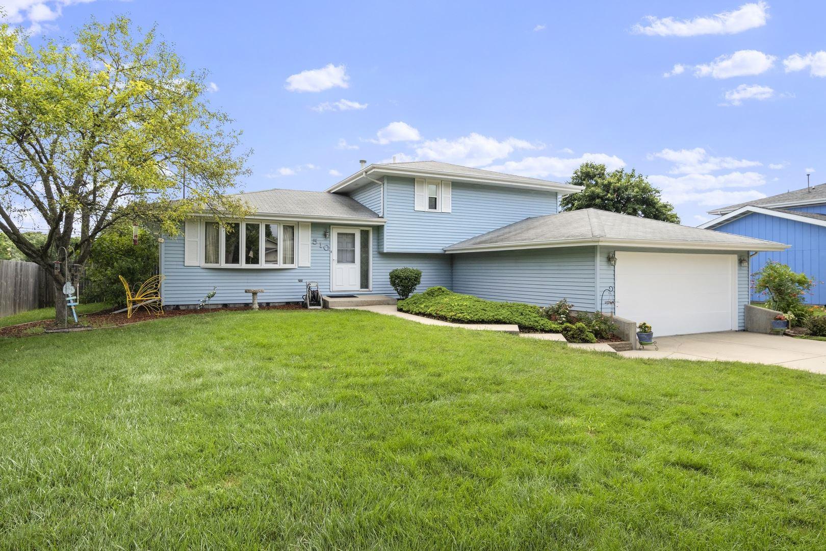 510 Sean Drive, Shorewood, IL 60404 - #: 10793013