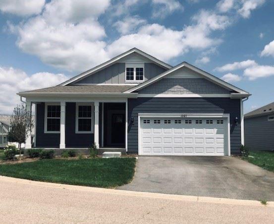 1324 Redtail Lane, Woodstock, IL 60098 - #: 10989013