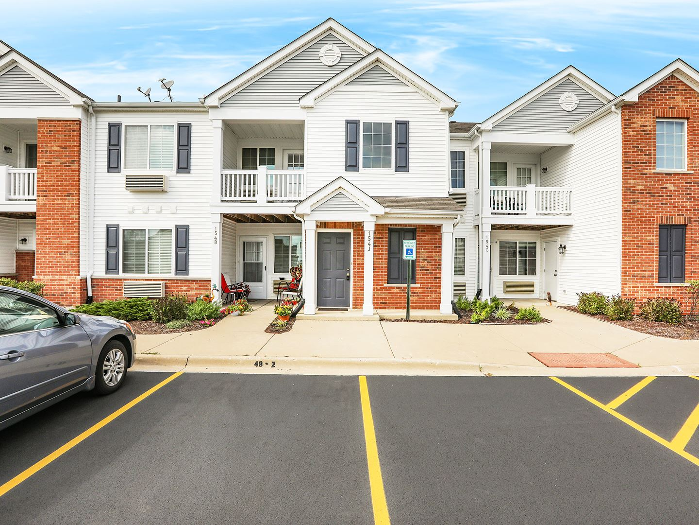 154 Bertram Drive #J, Yorkville, IL 60560 - #: 11233013