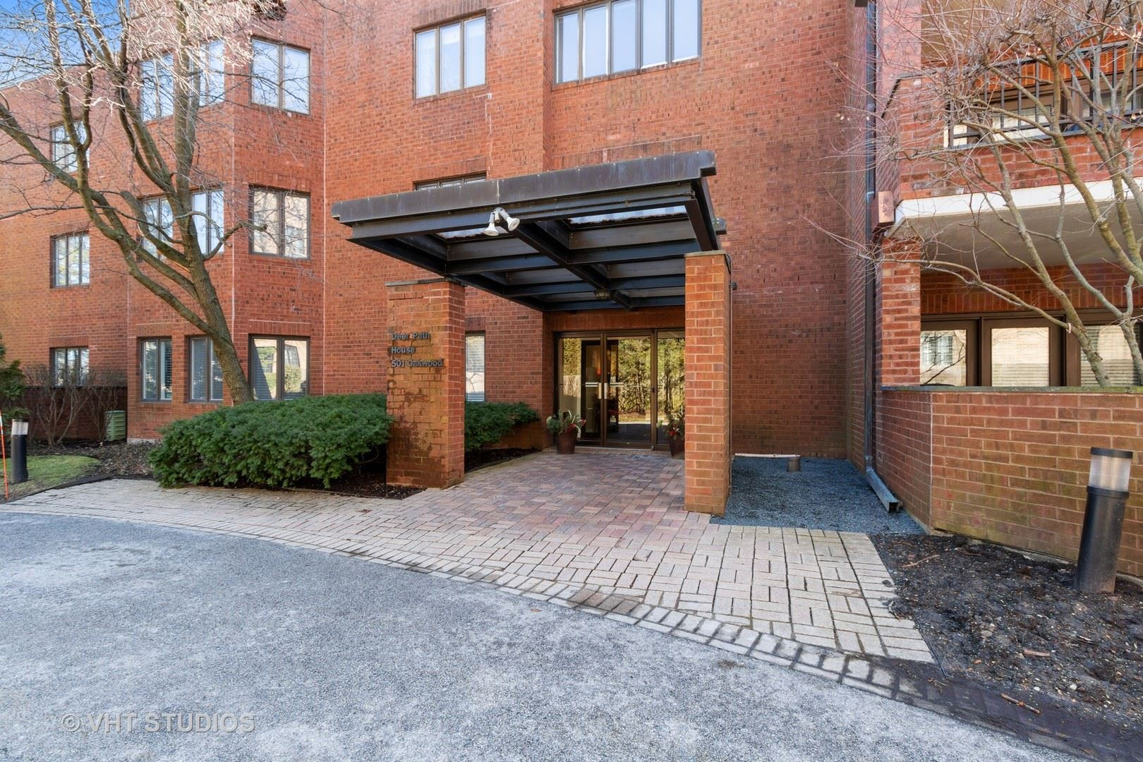 501 Oakwood Avenue #3B, Lake Forest, IL 60045 - #: 10682014