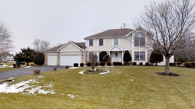 11711 Manda Drive, Huntley, IL 60142 - #: 10603015