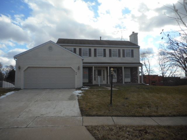 45 N Walnut Court, Streamwood, IL 60107 - #: 10677016