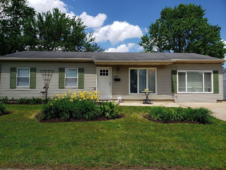 306 KAREN Avenue, Romeoville, IL 60446 - #: 10726016