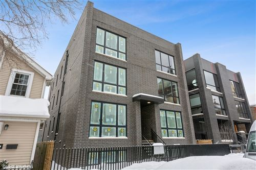 Photo of 1455 W Superior Street #3W, Chicago, IL 60642 (MLS # 10997017)