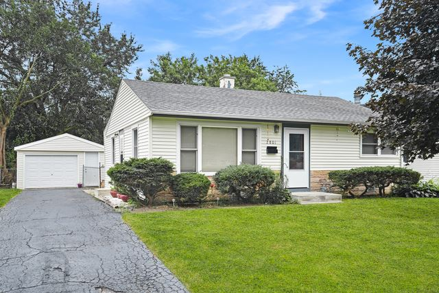 2801 Campbell Street, Rolling Meadows, IL 60008 - #: 10539017