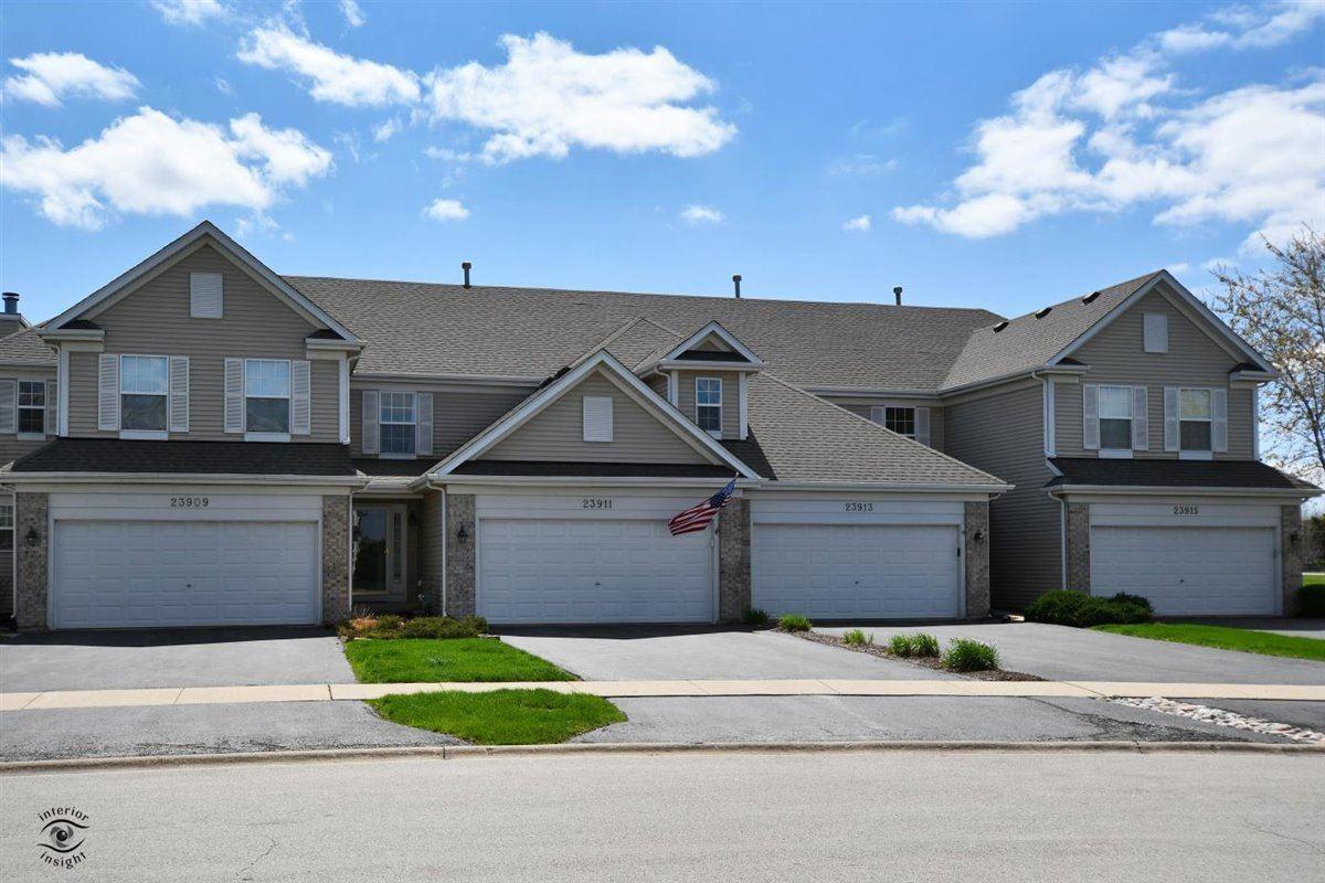 Photo of 23911 Mc Mullin Circle, Plainfield, IL 60586 (MLS # 11056020)