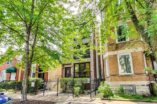 Photo of 2629 W HADDON Avenue #3, Chicago, IL 60622 (MLS # 11251021)