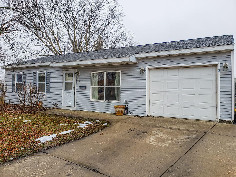 822 Post Place, Streamwood, IL 60107 - #: 10695021
