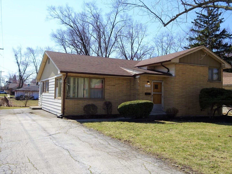 2801 WOODWORTH Place, Hazel Crest, IL 60429 - #: 10673022