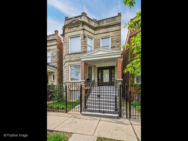 3319 W Evergreen Avenue, Chicago, IL 60651 - #: 11103022