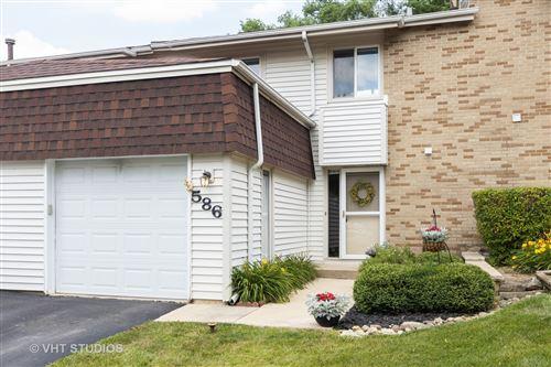 Photo of 586 ERIC Way, Bolingbrook, IL 60440 (MLS # 10769023)