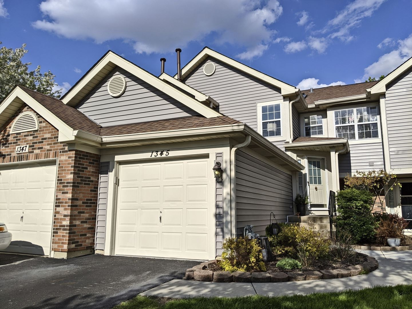 1345 Coldspring Road, Carol Stream, IL 60188 - #: 10726023