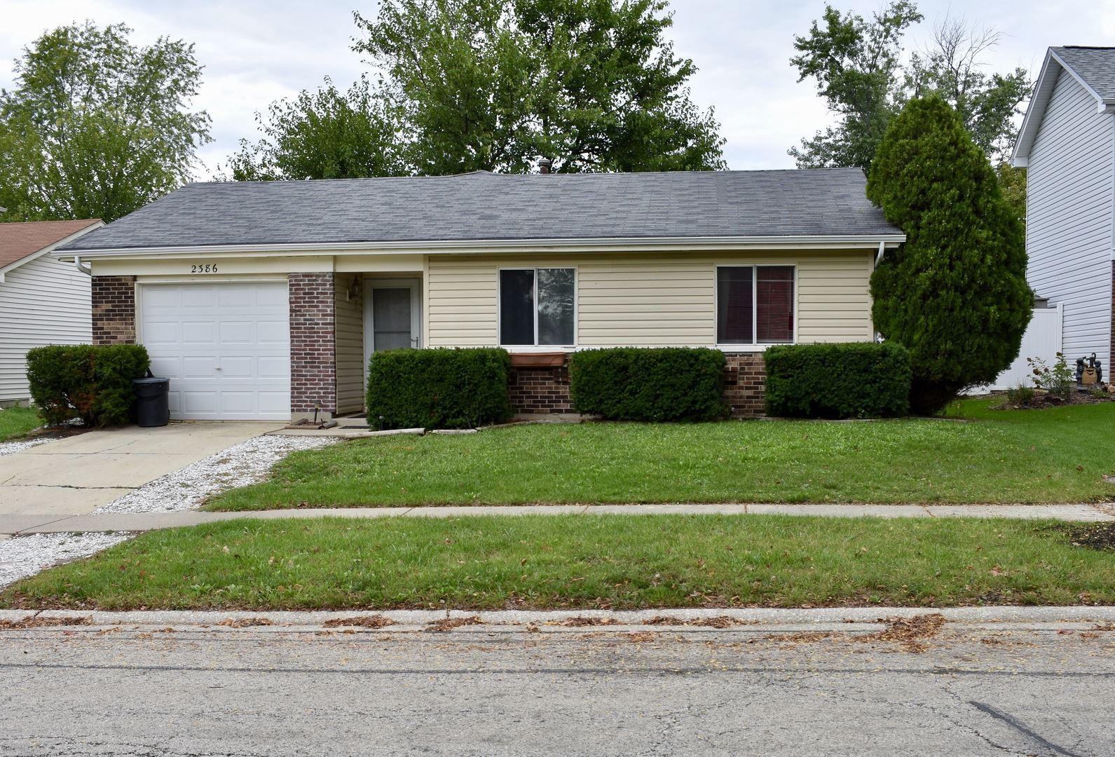 2386 Vista Drive, Woodridge, IL 60517 - #: 11248023