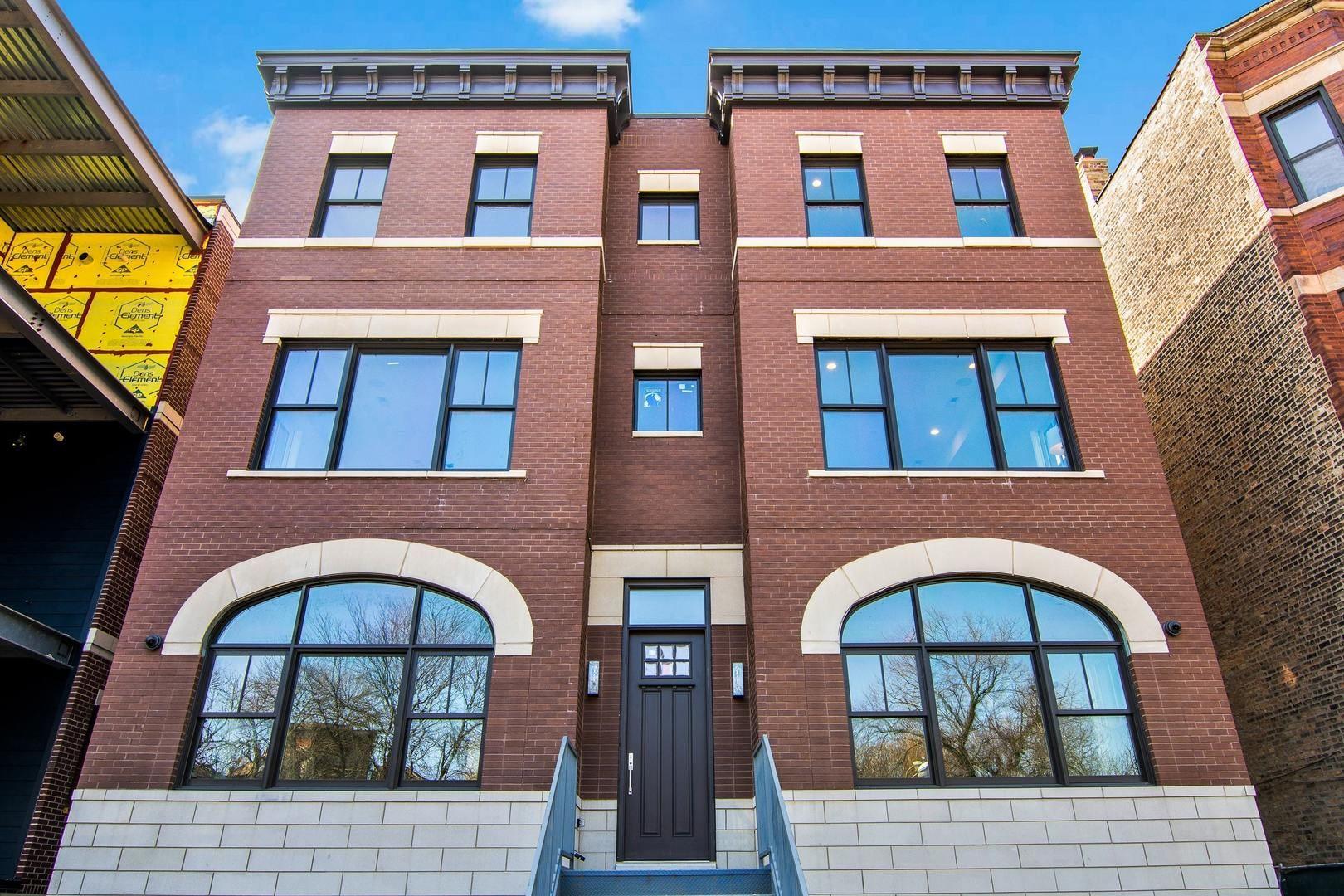 1909 W Schiller Street #1E, Chicago, IL 60622 - #: 10783024